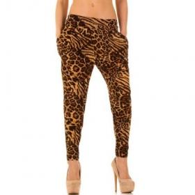 Leopardimustriga suvepüksid